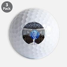 peterson shirt copy Golf Ball
