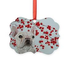 5x7H Crabapples Ornament