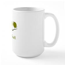 Retired Teacher retro birds Mug
