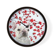 SQLite Crabapples Wall Clock