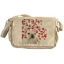 SQLite Crabapples Messenger Bag