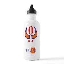 TRUCE POSTER WHT Water Bottle