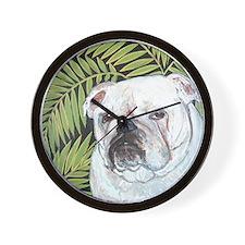 MouseLite Fern Wall Clock