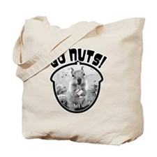 rally-squirrel-02_go-nuts_05 Tote Bag