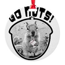 rally-squirrel-02_go-nuts_05 Ornament