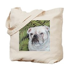8x10 Fern Tote Bag