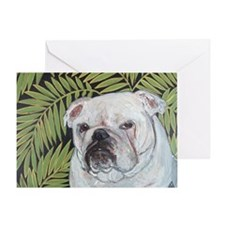 Mouse Fern Greeting Card