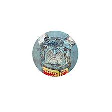 SQLite JacketBulldog Mini Button