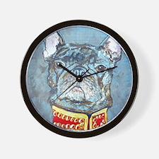 SQLite JacketBulldog Wall Clock