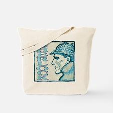 sherlockfds_white Tote Bag