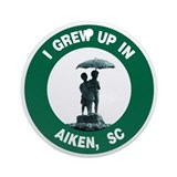 Aiken sc Round Ornaments