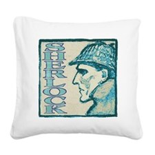 sherlockfds Square Canvas Pillow
