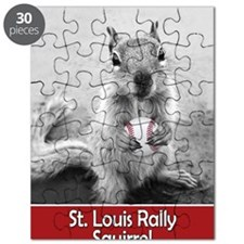 5x3oval_vert_rally-squirrel Puzzle