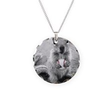 5x3oval_vert_rally-squirrel Necklace