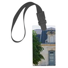 The small but very well proporti Luggage Tag