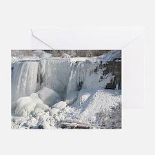 Bridal Veil Falls Greeting Cards (Pk of 10)