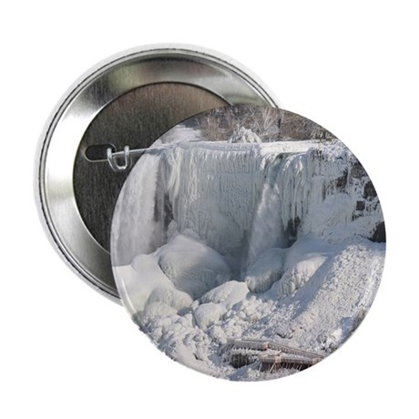 "Bridal Veil Falls 2.25"" Button (100 pack)"