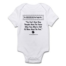 Rosy Thoughts Infant Bodysuit