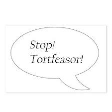 Stop! Tortfeasor! Postcards (Package of 8)