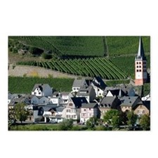 Mosel Valley Postcards (Package of 8)