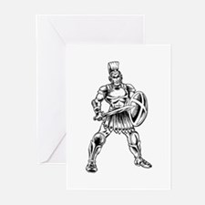 Roman Soldier Greeting Cards (Pk of 10)