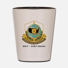 MICC---FORT-BRAGG Shot Glass