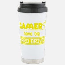 Gamers Have Big Hard Drives (da Travel Mug
