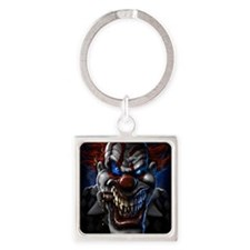 my clown Square Keychain