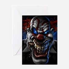 my clown Greeting Card