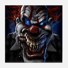 my clown Tile Coaster