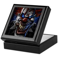my clown Keepsake Box