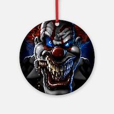 my clown Round Ornament