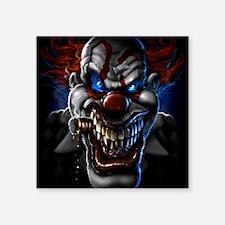 "my clown Square Sticker 3"" x 3"""