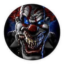 my clown Round Car Magnet