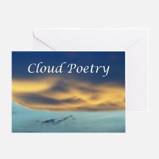 Cover_CAL3_clouds_ 0153 Greeting Card