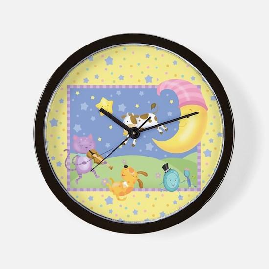 Cool Laughing man Wall Clock