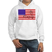 USSA American Police State Hoodie