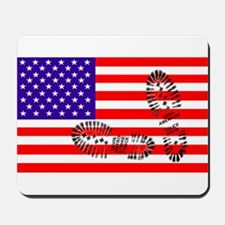 USSA American Police State Mousepad