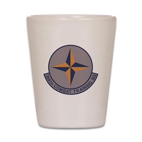 394th Bomb Squadron Shot Glass