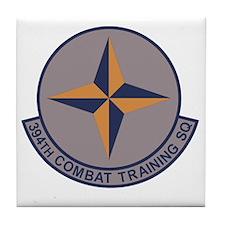 394th Bomb Squadron Tile Coaster