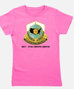 MICC---YUMA-PROVING-GROUNDwtext Girl's Tee