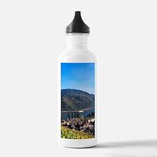 Beautiful Rhine River  Water Bottle