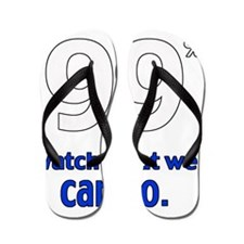 WE ARE Flip Flops
