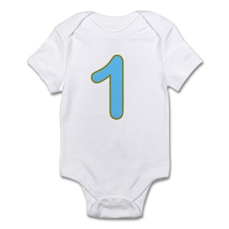I'm One! Infant Bodysuit