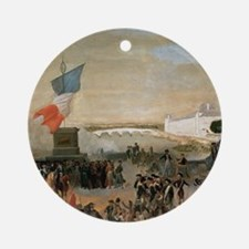 French Revolution (1789-1799). The  Round Ornament