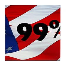 99% Tile Coaster