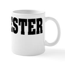 protester Small Mug