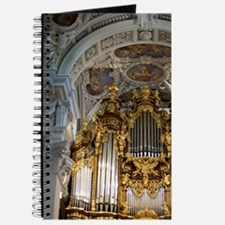 Organ pipes in St. Steven's Cathedralan pi Journal