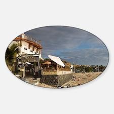 Plage des Roches Noires beachlles-L Decal