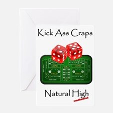 KAC Natural High 4000 Greeting Card